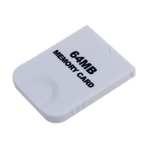 64MB 4M Memory Card For Nintendo Wii Gamecube Game Cube GC