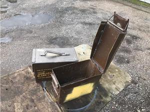 Ammunition boxes in Newark