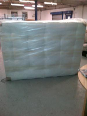 BRAND NEW CROWN DOUBLE MATTRESS - 11 INCHES ORTHOPEDIC