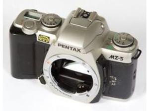 Brand New Pentax MZ-5 Professional Feature SLR Film Camera