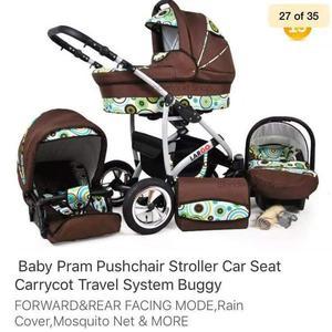 Brand new pram set