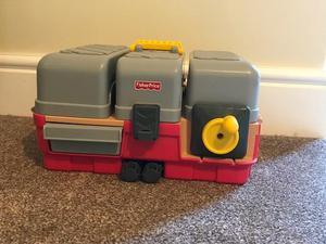 Childrens Toy Tool Box
