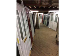Composite Doors from The Door Store Grey Black White etc -