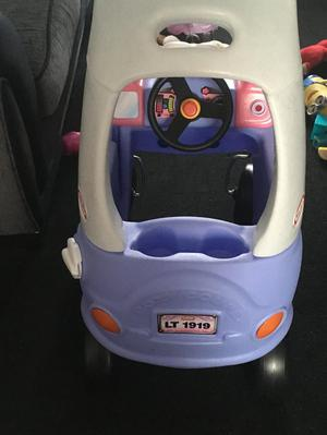 Cozy coupe fairy car