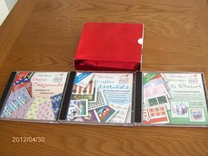 "Create & Craft CD Roms ""Christmas Triple Treasures"""