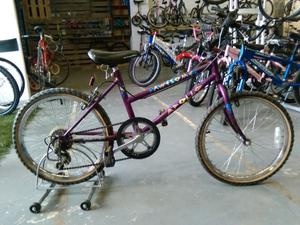 GIRLS APOLLO AWESOME BIKE 20 INCH WHEELS 5 SPEED PURPLE GOOD CONDITION CHRISTMAS?