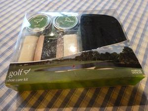 Golf Shoe Care Kit Brand new