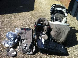 Graco Pushchair and all Accessories