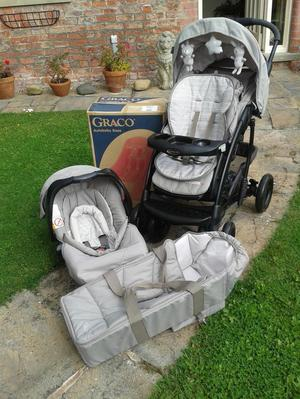 Graco all in one pushchair