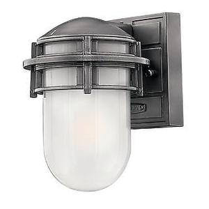 "Hinkley Lighting HE-LED 1 Light 8"" Height LED Outdoor"