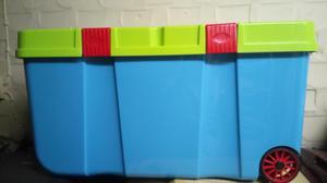 Large toy storage box