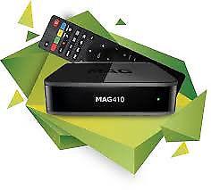 MAGBOX IPTV HD WD 12 MONTH WARRANTY SKYBOX