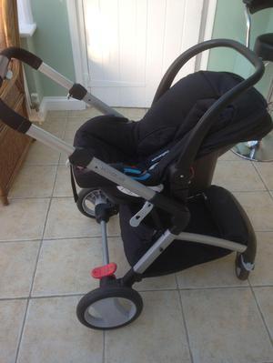 Mothercare Roam Travel System