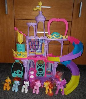 My little pony twilights friendship castle