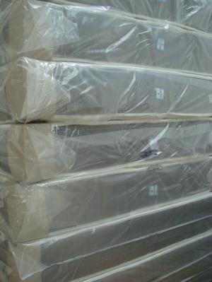 New, memory foam mattress, double, £99, king size, £110