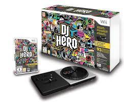 Nintendo Wii Guitar Hero -drum kit DJ hero 3 items all boxed
