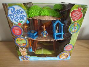 Peter Rabbit Tree House (New)