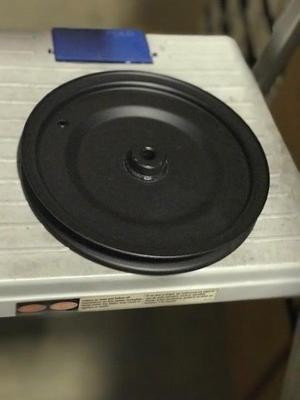 "Pulley  ""v"" 1/2 inch spl MTD OEM FITS SOME"