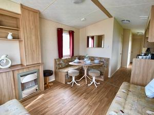 Rare opportunity for a sea view caravan at Quay West, Cardig