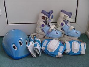 Roller Skates (blue) (inline or quad)