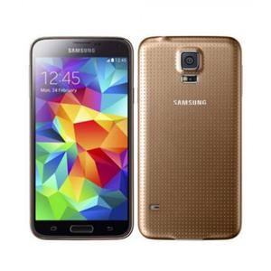 Samsung Galaxy S5 in gold great condtion - 16GB - £165 collect in store now!