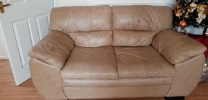 Two sofas three seater and two seater