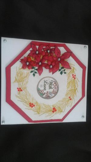 hand made christmas cards