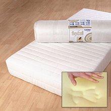 memory foam mattress, silent no springs, sizes, double, king