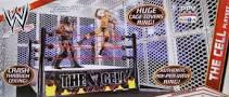 wwe hell in a cell playset