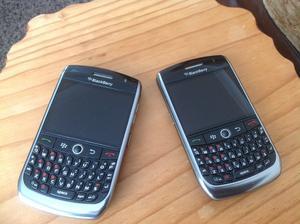 2. Blackberry  mobile phones  batt, 2 chargers e