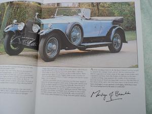 80 Years of Rolls Royce History........£5