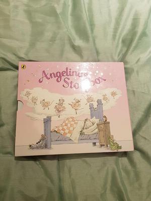 Angelina ballerina storybox