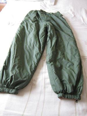 BRITISH ARMY SOFTY PANTS (L) UNISSUED
