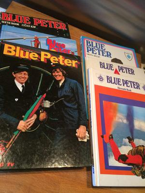 Blue Peter BBC books