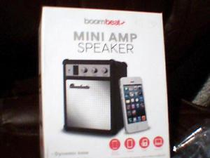 Boombeatz Mini USB Speaker