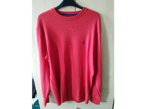 Brand New Red Polo Ralph Lauren Jumper With Tags - RRP £110