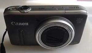 Canon 260HS 12MP Digital Camera – Silver