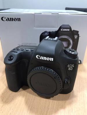 Canon EOS 6D immaculate!