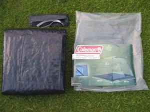 Coleman Ground Sheet.Designed for the Instant Tourer 4, New
