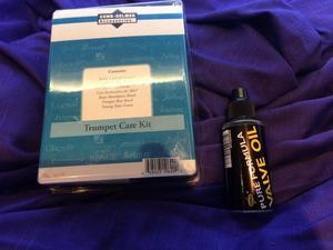 Cornet care kit
