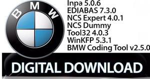 Dealer level coding software INPA BMW
