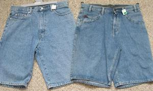 Denim Shorts Waist 29 and 30
