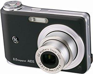 GE Smart Series AMP Digital Camera