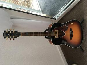 GRETSCH rancher electro acoustic guitar