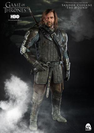 Game of Thrones 1:6 Sandor Clegane (The Hound) Action Figure