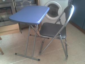 High quality folding camping, camper, motorhome table chair