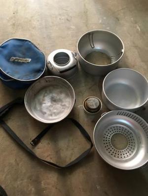 Highlander meths cooker