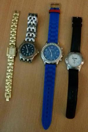 Job lot of working watches