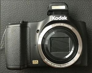 Kodak Pixpro FZMP Digital Camera - Black