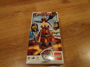 LEGO LAVA DRAGON BOARD GAME